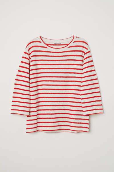 H&M+ Fine-knit Top
