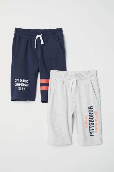 2-pack Sweatshorts