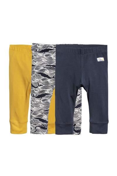 3-pack Jersey Leggings
