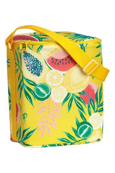 Patterned Cooler Bag