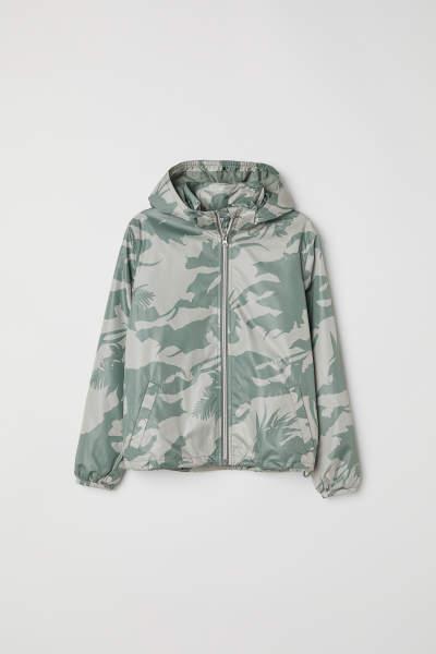 Shimmery Metallic Jacket