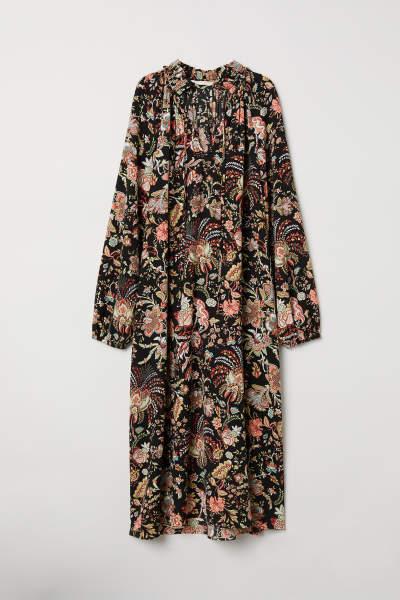 Crêped Dress