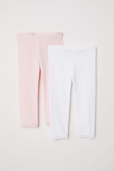 2-pack 3/4-length Leggings