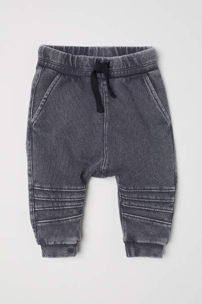 Washed Joggers