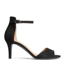sandals black women h m us. Black Bedroom Furniture Sets. Home Design Ideas