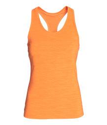 Running Tank Top Neon orange WOMEN #1: mediumPlus]