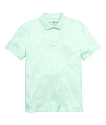 Polo shirt mint green men h m us for Mint color polo shirt