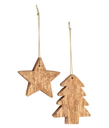 2 pack christmas ornaments beige sale h m us for H m christmas decorations