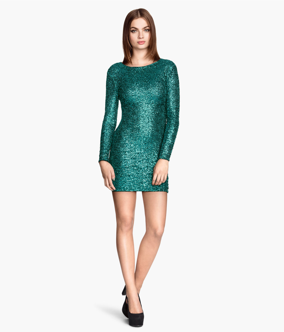 Sequin Dresses Sparkly Dresses Online Missguided 6120114 ...