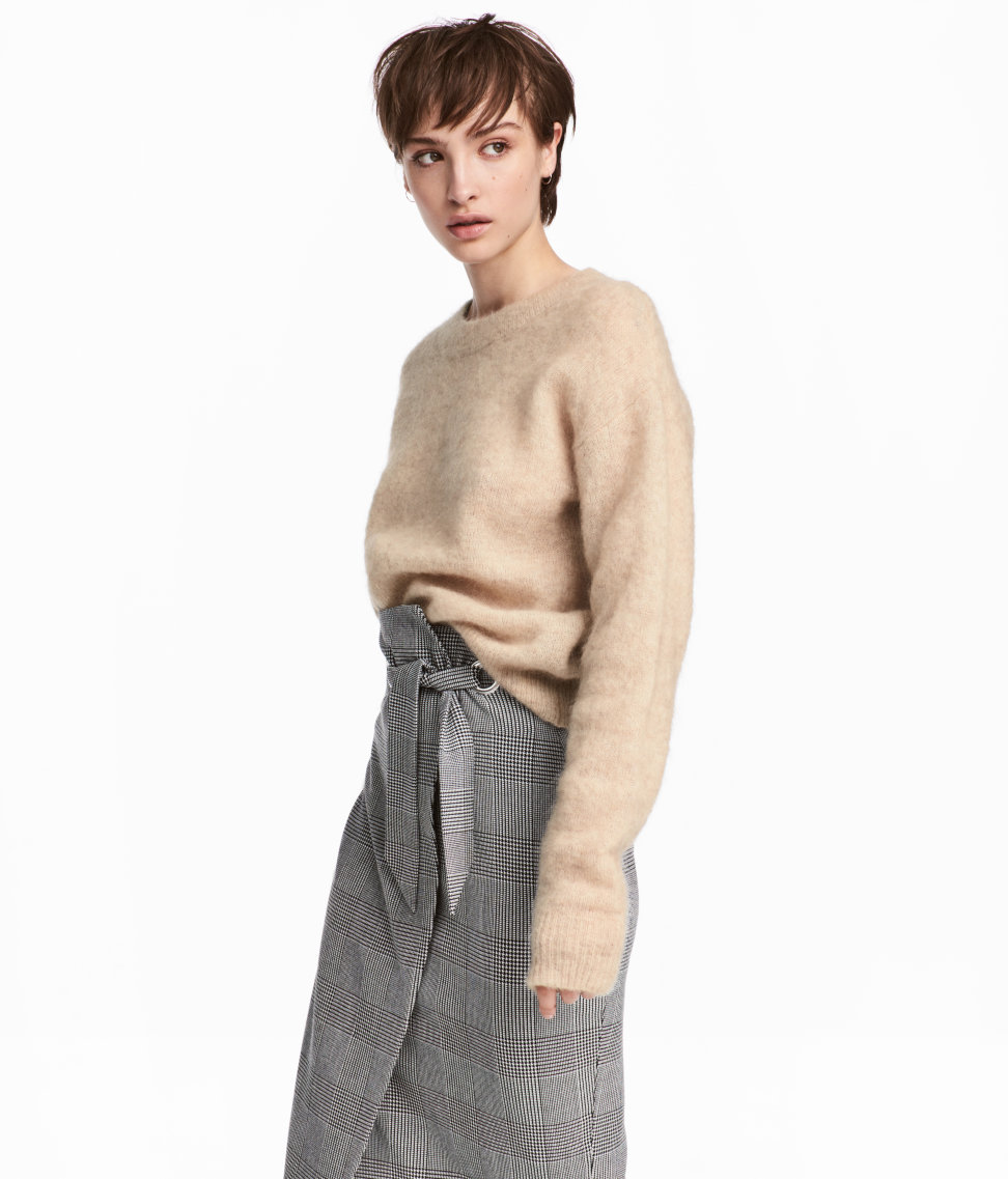 Loose-knit Sweater | Camel | SALE | H&M US