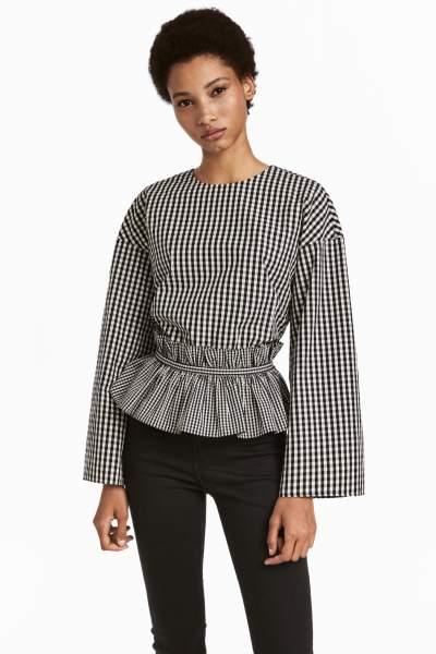 Shirts & blouses - Women's Clothing - Shop online | H&M US