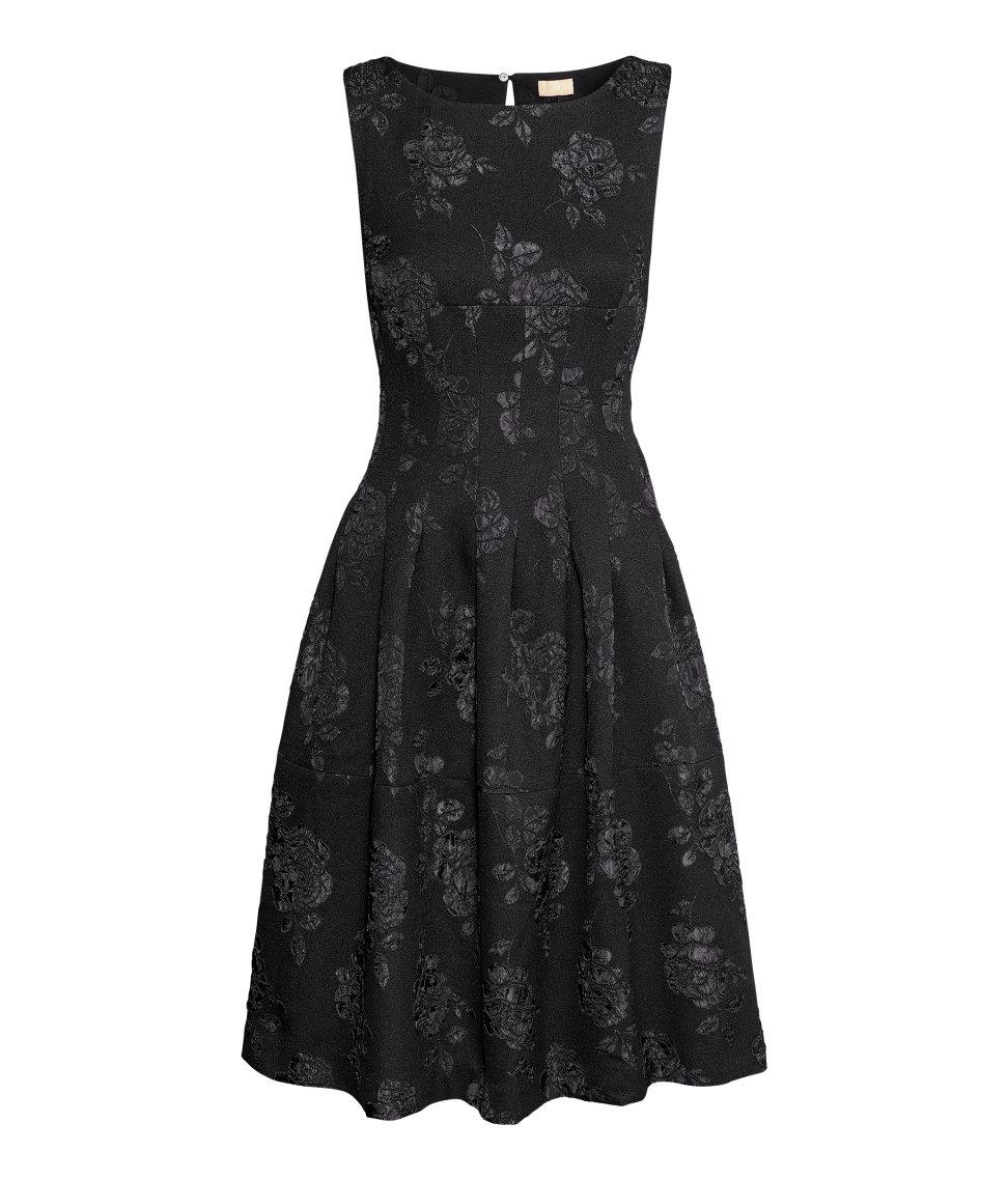 Black dress in h m - Zoom View Full Screen