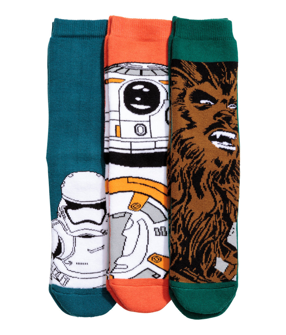 Fun Star Wars Socks