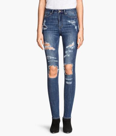 Skinny High Jeans