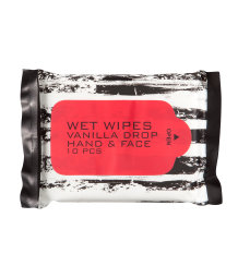 Wet Wipes Vanilla Drop Hand & Face by H&M