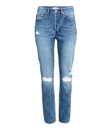 H&M Conscious High Jeans