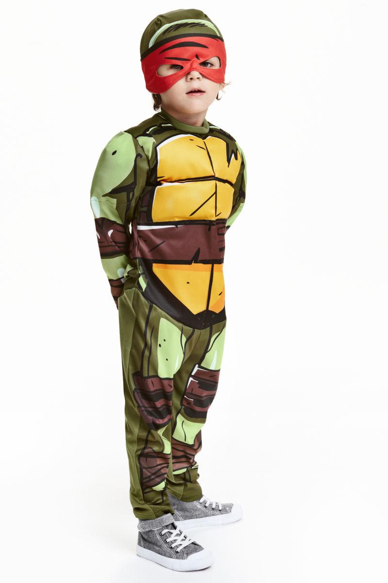 Superhelden-Kostüm | Grün/Turtles | SALE | H&M DE