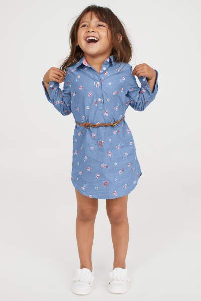 Kleider & Röcke - Kinder - Mädchen Gr. 92–140 - Online kaufen | H&M DE