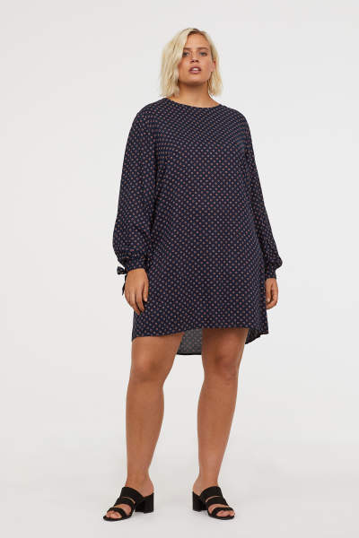 Kleider - Damen - Große größen - Online kaufen   H&M DE