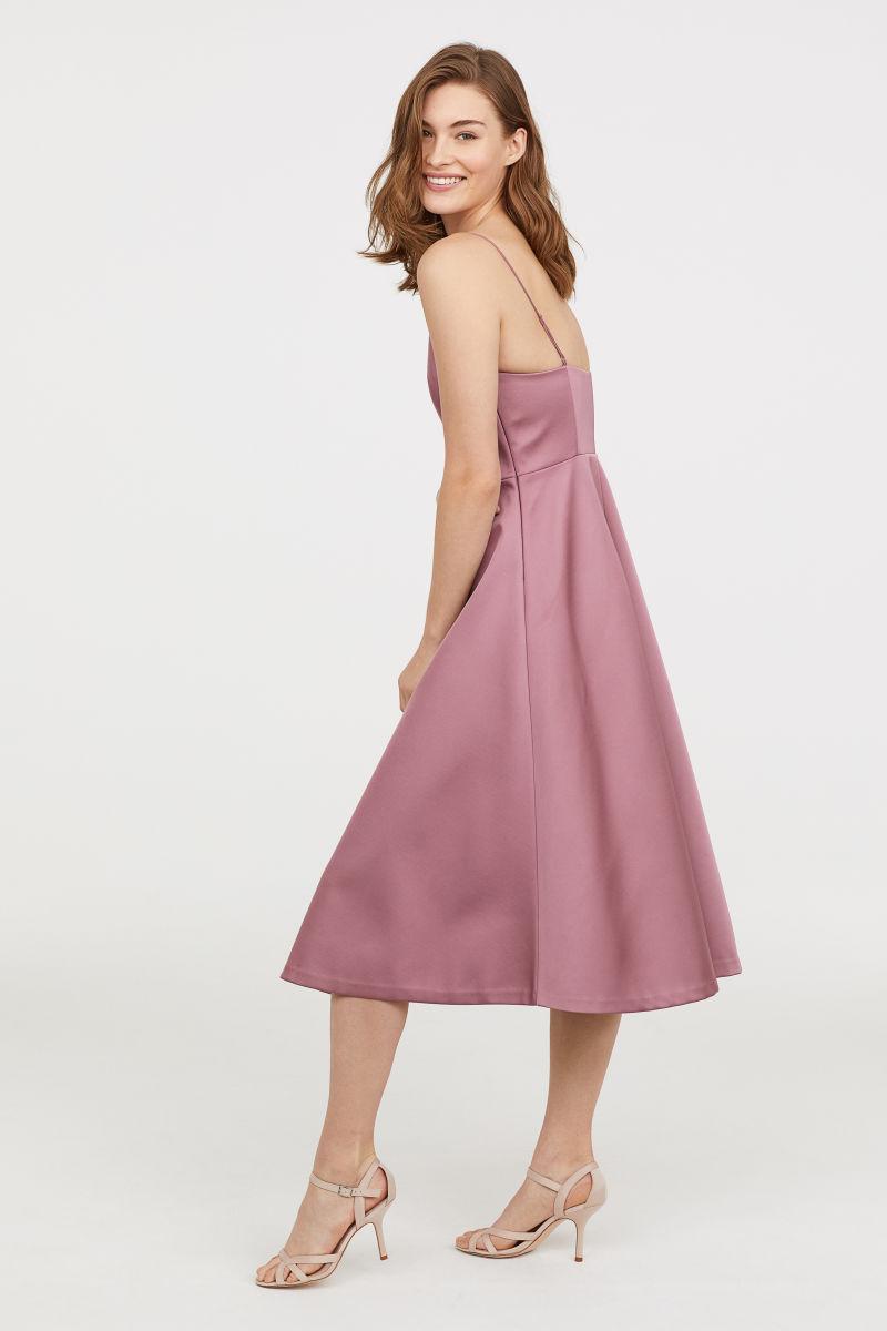 Niedlich Abschlussballkleid Mit V Ausschnitt Bilder - Hochzeit Kleid ...