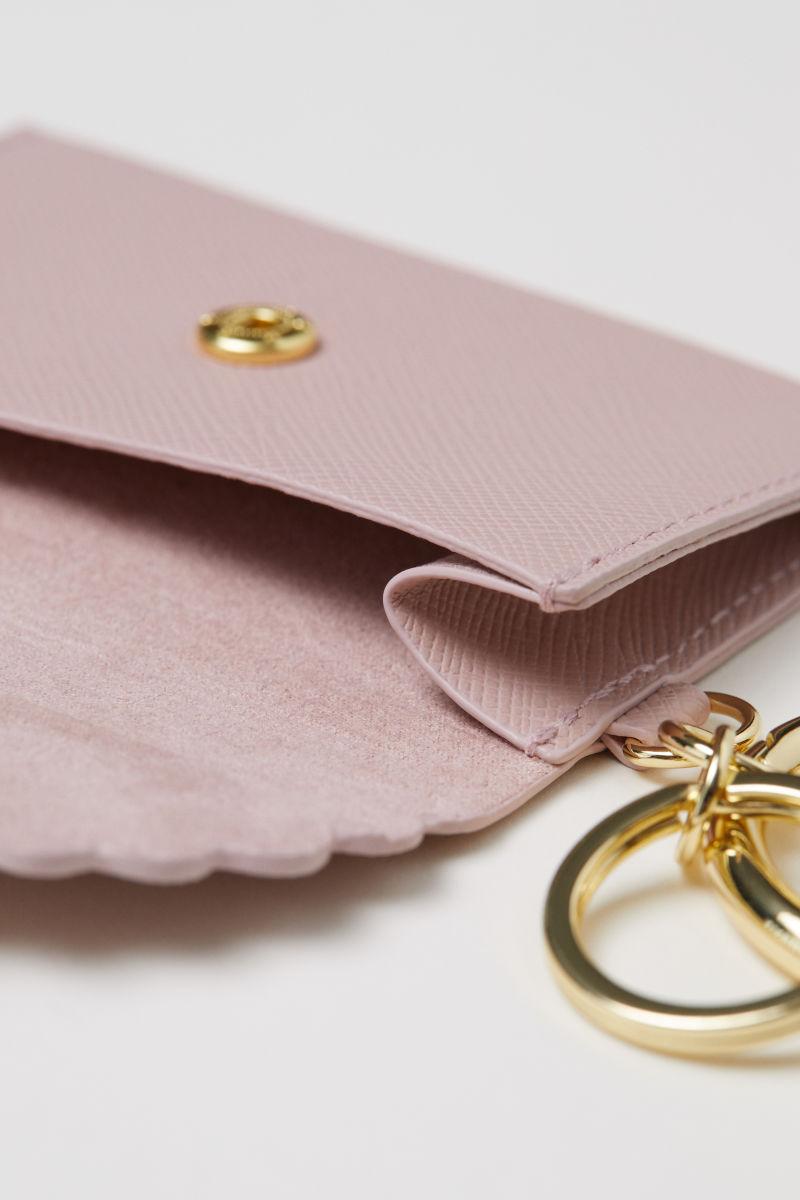 details - Card Holder With Keyring