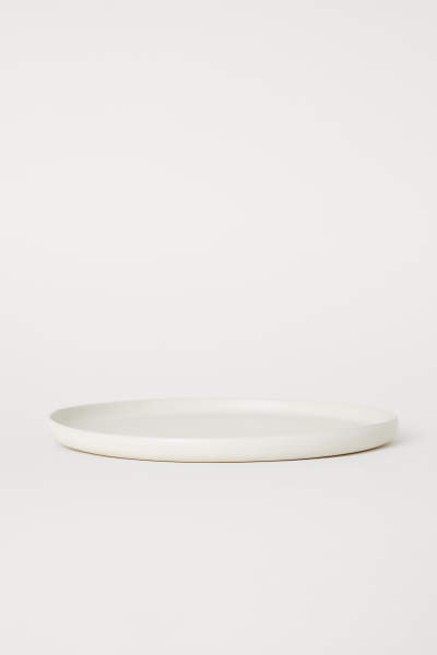 H&M Home Stone Plate