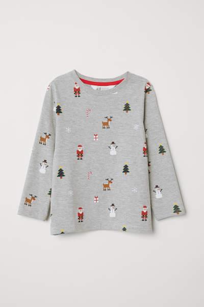 Tops & T-Shirts - Kinder - Jungen Gr. 92–140 - Online shoppen   H&M DE