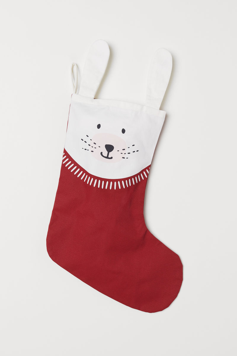 christmas stocking redrabbit hm home hm is - Hm Christmas