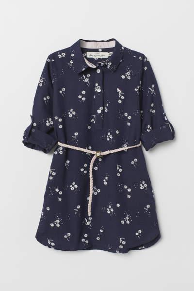 Kleider Rocke Kinder Madchen Gr 92 140 Online Kaufen H M De