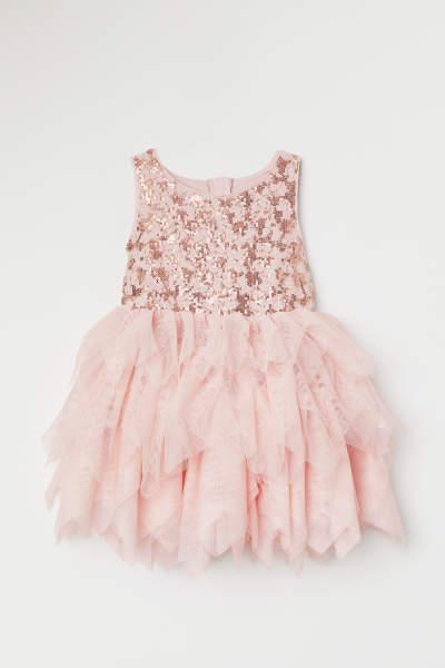 81b235d9eb9c0f Kleider Rocke Kinder Madchen Gr 92 140 Online Kaufen H M De