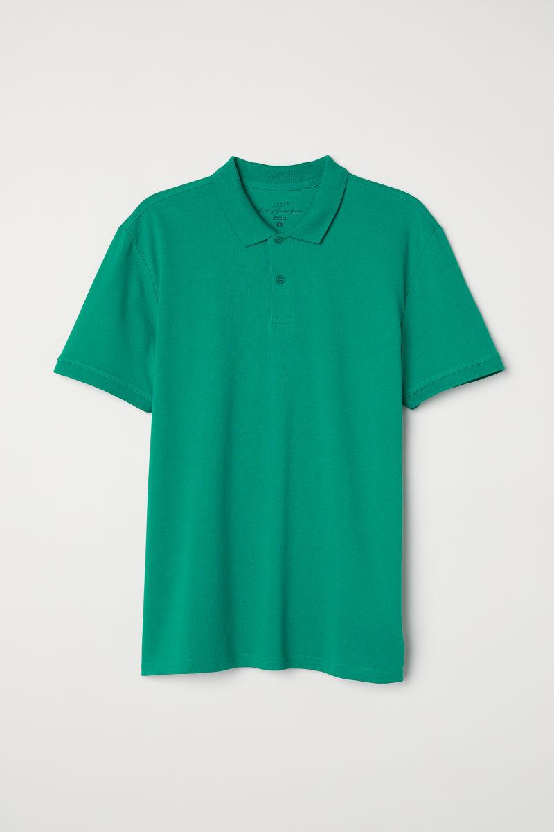 Emerald Green Dress Shirt Mens Summer Cook